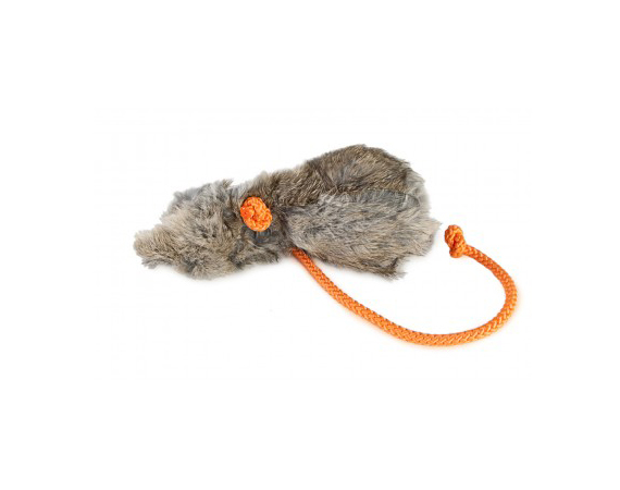 Gioco addestramento cane dummy in coniglio Firedog