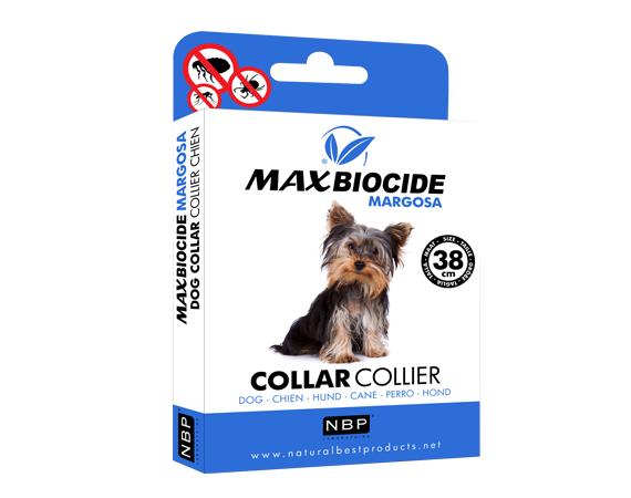 antiparassitario collare neem cani fino a 8kg