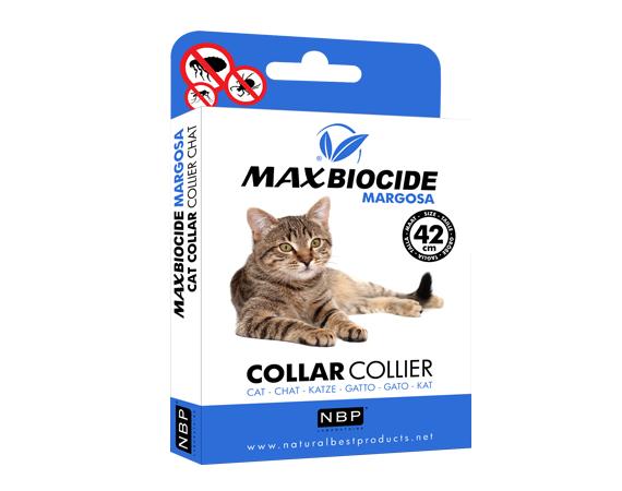 antiparassitario collare neem gatti