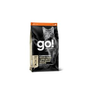 crocchette grain free per gatti pet curean agnello e cinghiale